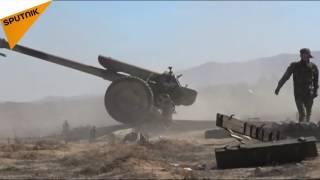 شاهد عمليات الجيش السوري النوعية ضد