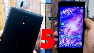 Nokia 3: First 5 Things to do!