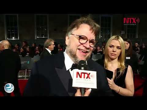 Guillermo del Toro gana el premio Bafta a mejor director