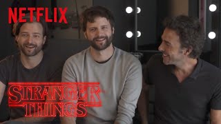 Stranger Things Rewatch | Behind the Scenes: Duffer Brother Interview | Netflix