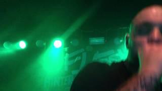 Fler, Sentence & DJ Gan G  - Hinter blauen Augen Tour (CHur 25.01.2013) Part 5 (Maskulin)