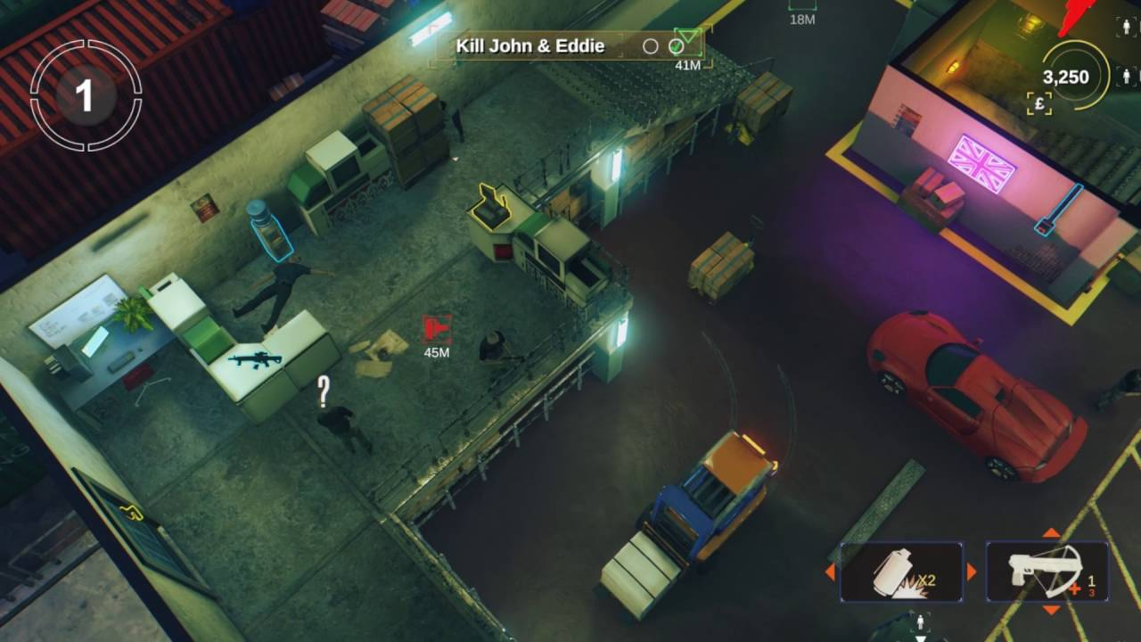 Filthy Lucre Review (PS4) - KeenGamer