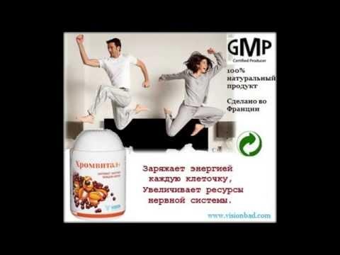 Особенности питания и витамины при планировании