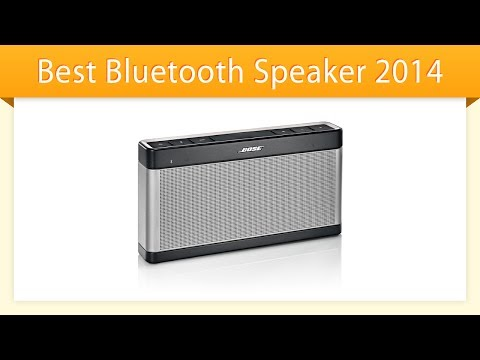Best Bluetooth Speaker 2014 | Review