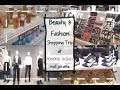 Makeup amp Fashion Shopping Trip Pondok Indah Mall 1 Vlog Forever 21 Makeup H amp M Korean Lengkap