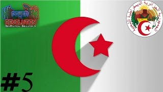 ALGERIA - Episode 5 - Tax And Unemployment - Power & Revolution Geopolitical Simulator 4 Gameplay