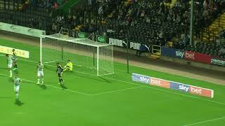Highlights | Notts County 0-4 Yeovil Town