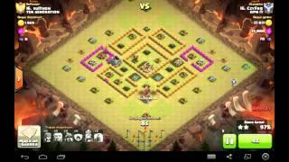 Clash Of Clans #7 - Guerra OPN x TEN GENERATION
