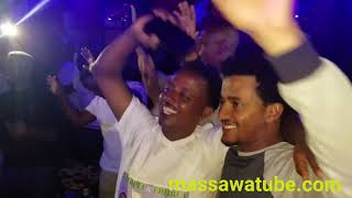 Asmarinos Celebrating the Peace in Admas Bar, Setanto Oto - Asmara