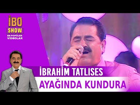 İbrahim Tatlıses - Ayağında Kundura (İbo Show 2006)