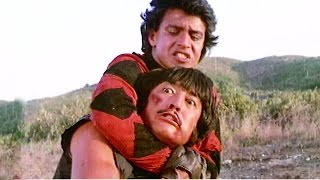 Mithun And Shatrughan Sinha Fights with Goons - Andhi Toofan, Action Scene 8/10