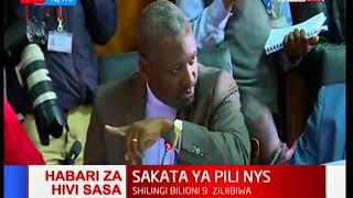 Sakata ya pili NYS:Shillingi billioni 9 ziliibiwa,leo Lilian Mbogo yuko mbele ya kamati