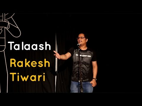 Beat Poetry: Talaash - Rakesh Tiwari