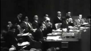 Sir Muhammad Zafrullah Khan (ra) in UN - Short Clips 2/9