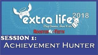 RT Extra Life 2018 - Achievement Hunter