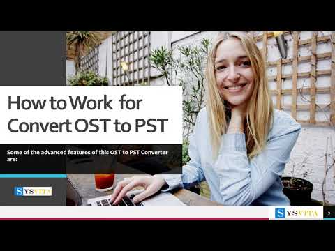 Comprehensive Tools to Convert OST to PST