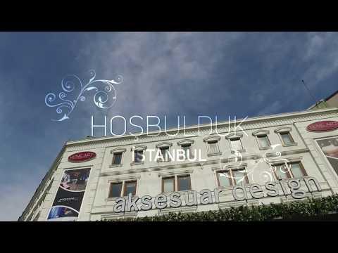Aksesuar Design - Florya Mağaza Açılışı 2016 HOŞBULDUK İSTANBUL