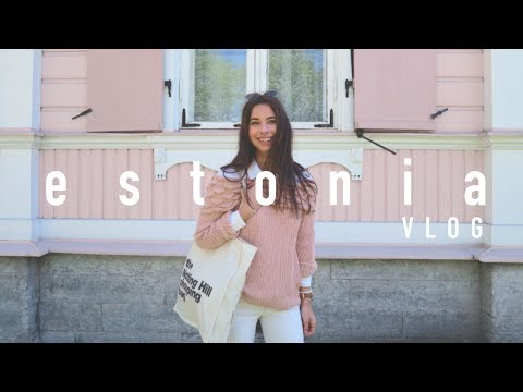 Najdłuższy Vlog w Historii: Estonia i Ryga