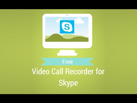 Record all streams of your Skype calls