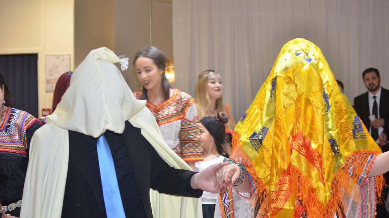 WAHAB ET DÉFILÉ MARIAGE KABYLE , Avril 2017 ,