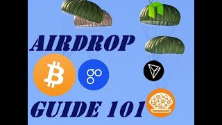 AIRDROPS - WORTH IT? - WHAT NOT TO DO - FREE ETH GIVEAWAY