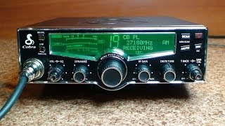 Cobra 29 LX EU - Zanim kupisz cb radio - Test # 18