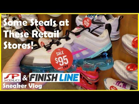 Lookin' for Steals @ Sneaker Shops