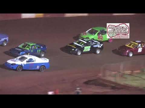 Dixie Speedway 5/13/17 Stinger Feature!