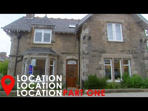 Finding A Property In Edinburgh For £200, 000 Part One | Location, Location, Location