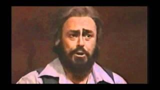 Ruggero Leoncavallo - Pagliacci - Vesti La Giubba - Pavarotti