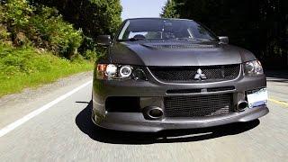 520 WHP Lancer Evo 9 'Wifey' | The Ultimate E85 Tune