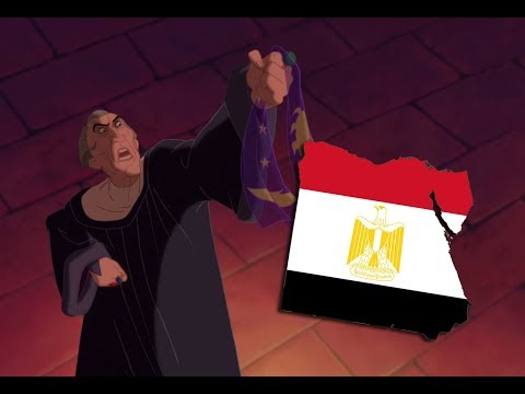 The Hunchback of Notre Dame - Hellfire (Arabic) Subs+Trans