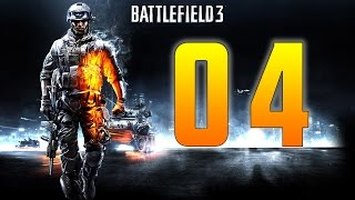 Battlefield 3: - Mission 4 - Operation Guillotine  [1080p 60FPS] No Commentary