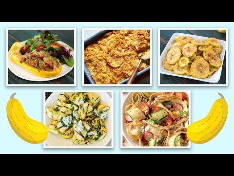 14 Easy Squash Recipes | Summer Squash and Zucchini Recipe Compilation