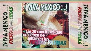 Musica mexicana fiestas patrias