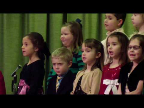 Holy Trinity Orthodox Christian Academy & Preschool 13th Annual Nativity Program 2016