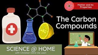 The Carbon Compounds - Science…