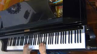 Solitude (Duke Ellington) solo piano