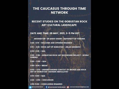 Recent Studies on the Gobustan Rock Art Cultural Landscape #rockart #Gobustan #Azerbaijan #Caucasus