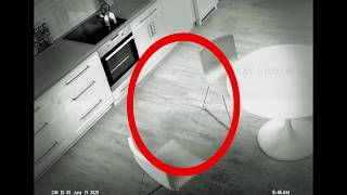 Chilling Ghost Caught on Camera!! Real Ghost Video June 2020! Scary Videos