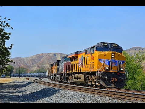 Union Pacific Yuma Sub - Unpatched Southern Pacific, Stacks and Manifests