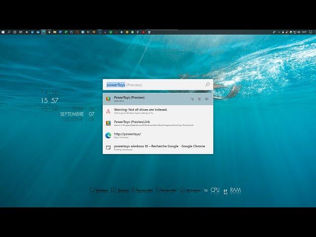 Microsoft PowerToys, cet ensemble de fonctionnalités conçu par Microsoft pour Windows 10