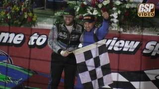 358 Modified/Sportsman Highlights | Grandview Speedway 4/8/17