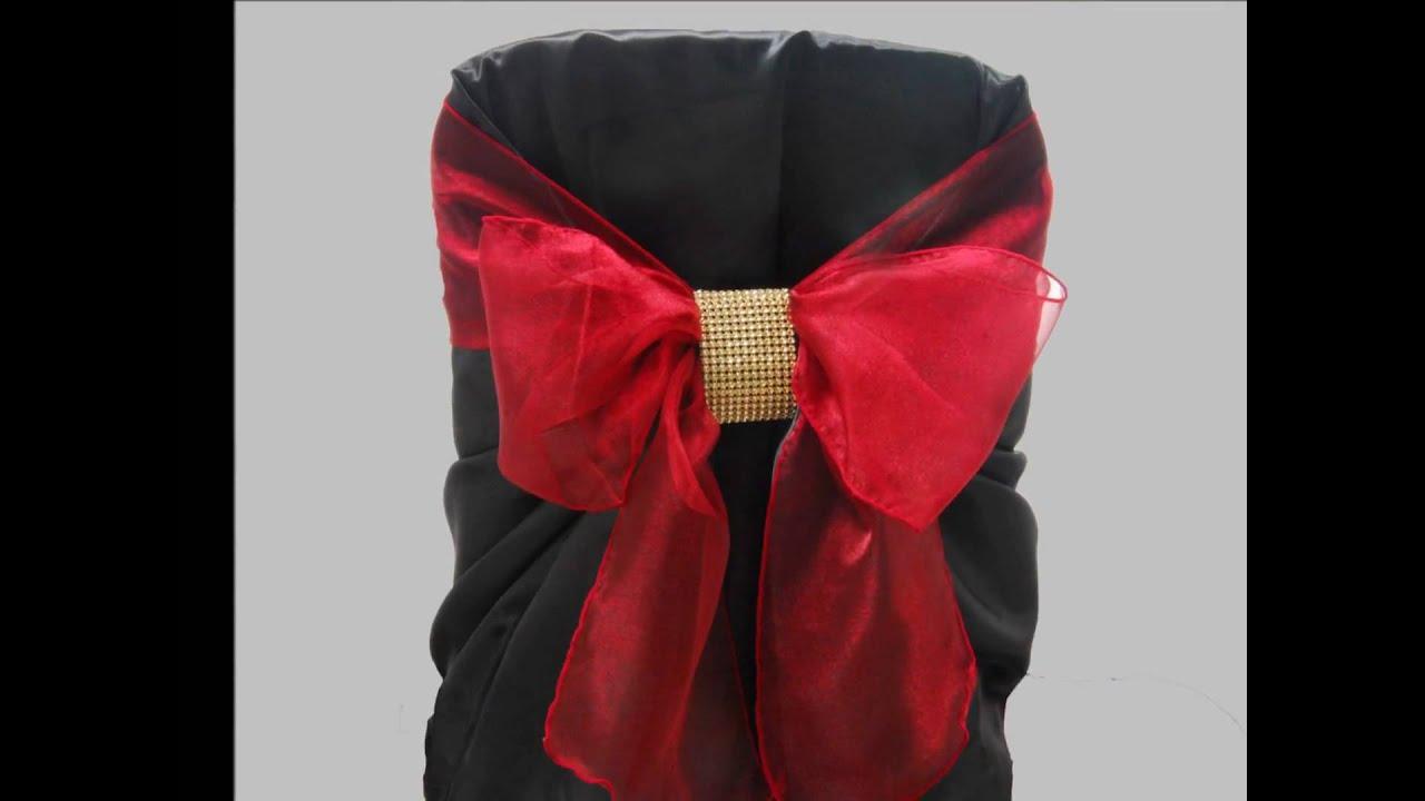 Napkin Rings Chair Ties Buckles Cleopatras Bracelet Tie