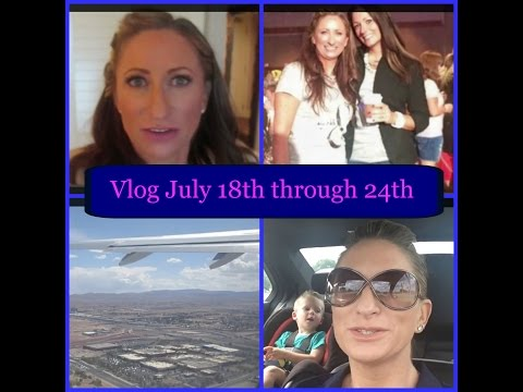 Vlog July 18th through 24th LisaSz09