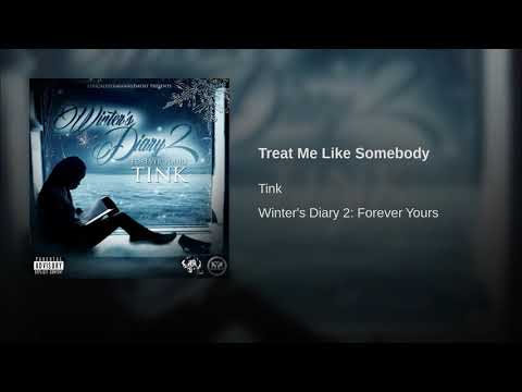 Treat Me Like Somebody