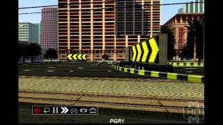Project Gotham Racing Graphics Evolved: PGR1 and PGR2 Video XBOX 1080P FULL HD Part 1
