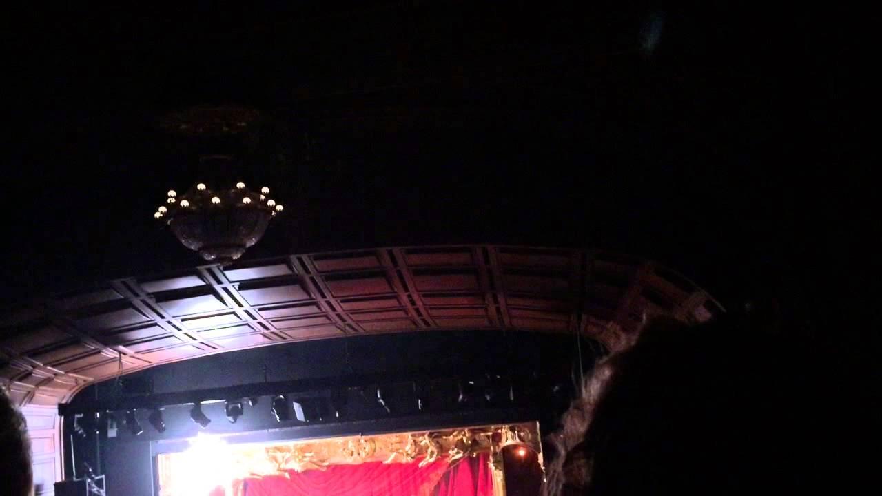 Phantom Of The Opera New U S National Tour Chandelier Crash 2017 You