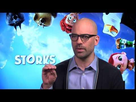 Doug Sweetland Storks Interview