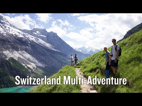 Switzerland Multi-Adventure Trip Video | Backroads Travel